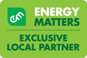 Energy Matters Exclusive Partner