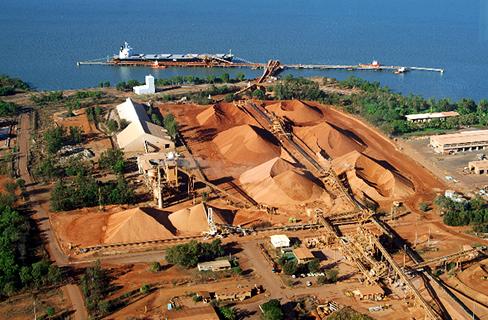 Solar Powered Rio Tinto Mines
