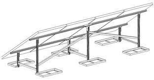 Tilted Mounting Systems