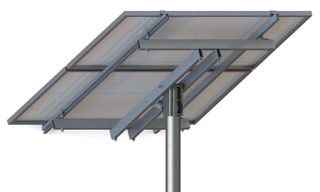 Solar Mounting Systems Ground Mounting
