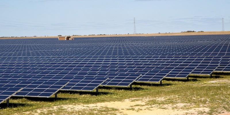 Utility Scale Solar Farm