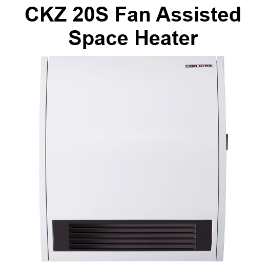 CKZ 20S Fan Assisted Space Heater