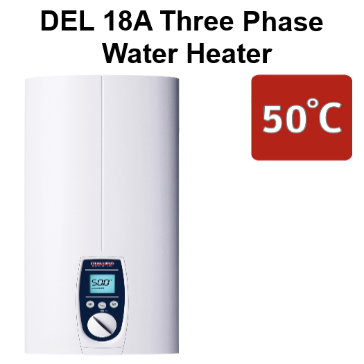 Dhce 6 50 Single Phase Water Heater