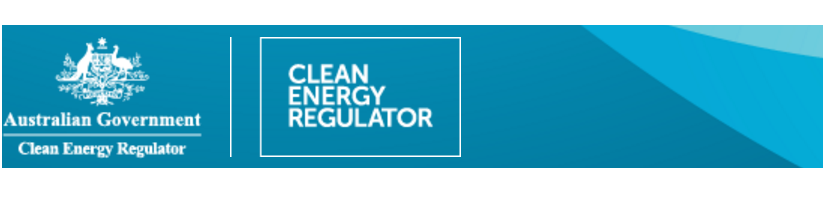 Clean Energy Regulator Info