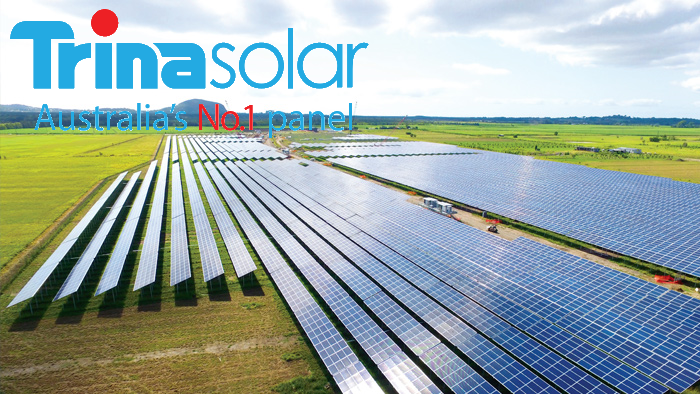 Trina Solar Panels Evolution Solar Sunshine Coast